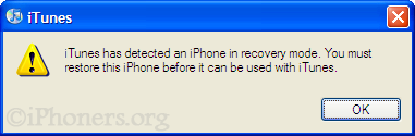 how to get an iphone into dfu mode
