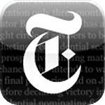 NYTimes: Get All of The Most Important News You Could Ever Want When You Want It