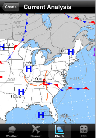 AirWX Aviation Weather: Comprehensive Charts, Maps And ...
