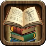 3D Bookshelf - Classic Literature Collection