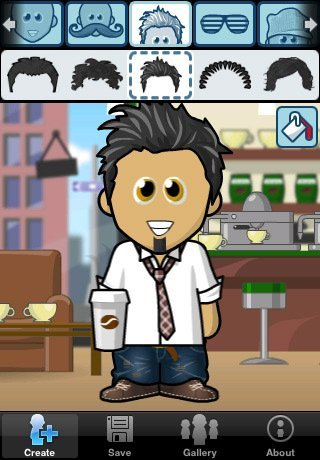 WeeMee Avatar Creator: Create Custom Icons To Help Identify You, Your ...: www.whatsoniphone.com/iphone-create-custom-icons-to-help-identify...