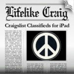 Lifelike Craig HD - Craigslist for iPad