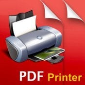 PDF Printer - Convert Documents, Web Pages, Photos to PDF