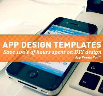 Iphone dating app template