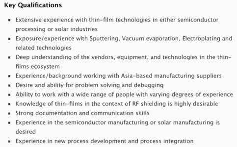 Apple - Jobs