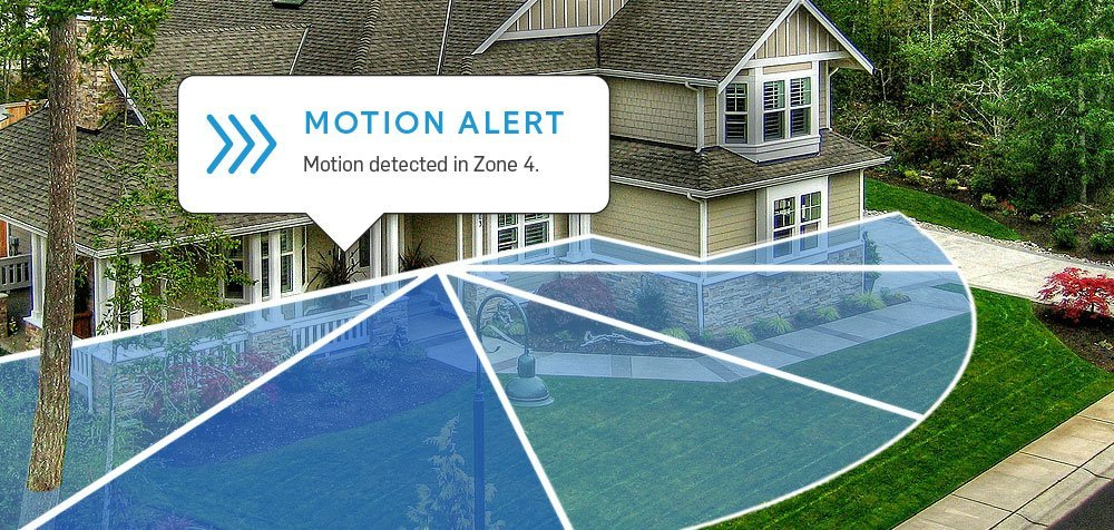 Ring Video Doorbell Motion alert