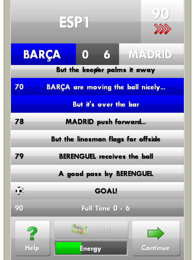 This only happens in New Star Soccer