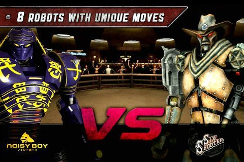 Real Steel for iPhone