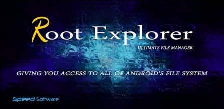 Root Explorer 2.19 Apk Download