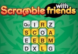Scramble With Friends for Android and iPhone