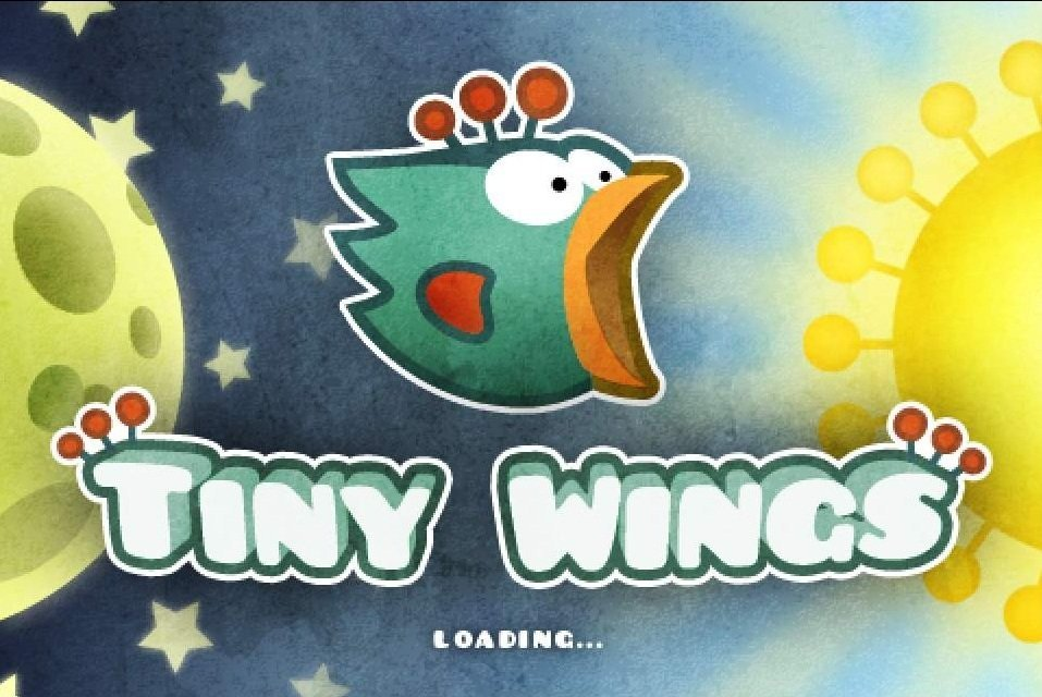 Tiny-Wings-Game free