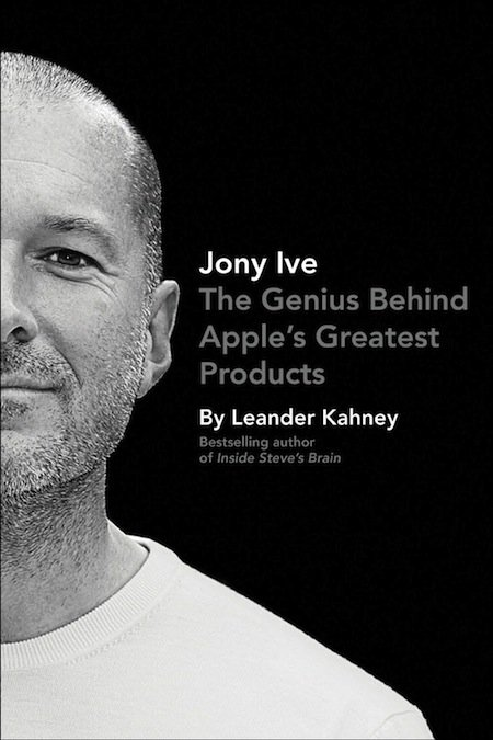 Jony Ive biography book