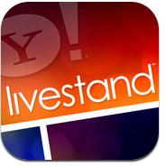 Livestand from Yahoo! – Review – Potential threat to Newsstand?