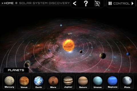 real solar system planets - photo #40