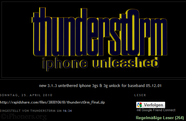Thunderst0rm Download Link