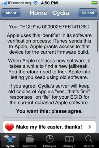 Cydia Make My Life Easier