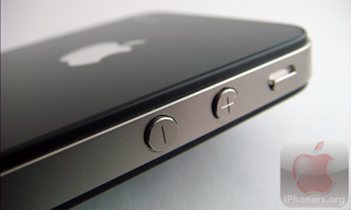 iPhone 4 Volume buttons