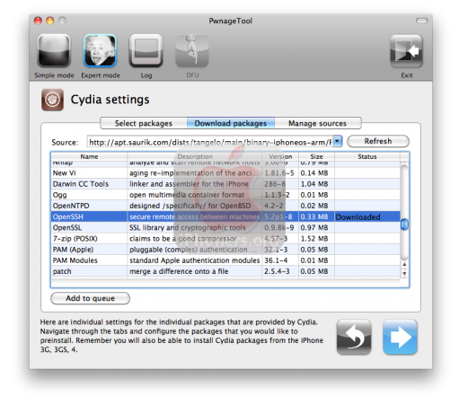 How-to Jailbreak iOS 4 2 1 Untethered using PwnageTool 4 2