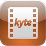 Kyte: Record And Publish Video To Your Blog Or Social Networking Pages