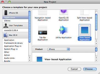 How to make iPhone Apps - Part 1: Xcode suite and Objective-C image