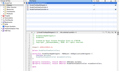 How to make iPhone Apps - Part 1: Xcode suite and Objective-C image 6