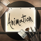 Animation Desk for iPhone