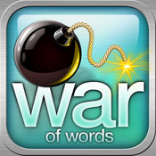 War of Words Free - the crossword game with bombs!