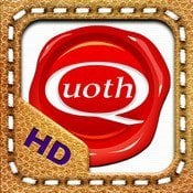 Quoth HD