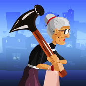 Angry Gran for iphone, ipad Review