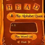 Word Head Review