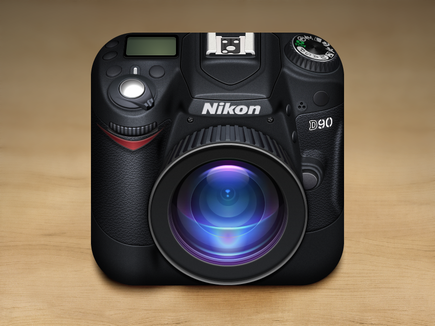 nikon_camera_ios_icon_by_gianluca75-d4nssjb