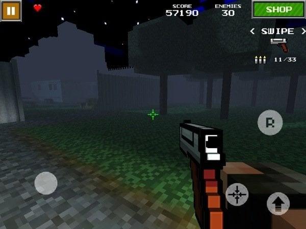 Pixel Gun 3D dating app no