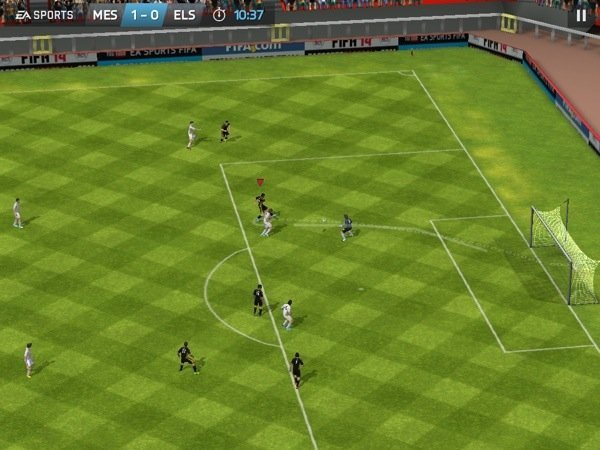 FIFA 14 by EA SPORTS Review