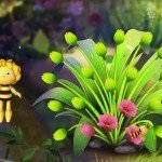 Maya the Bee: Flower Party Review