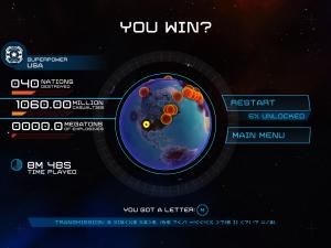 First Strike: Really won?