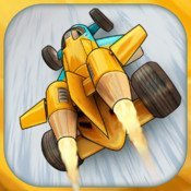 Jet Car Stunts 2 Review – The boys will love this