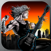 Eternal Descent: Heavy Metal Heroes Review – A gem of an endless runner