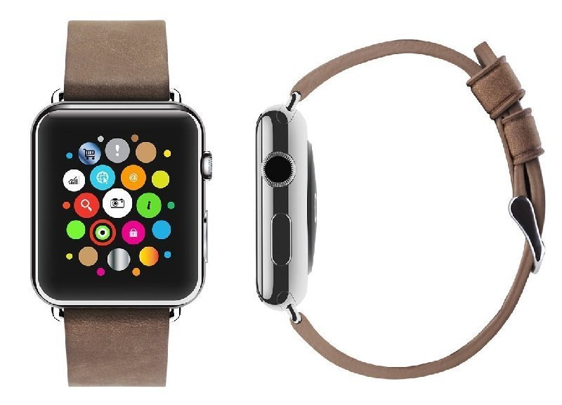 Apple Watch Ulak Strap leather