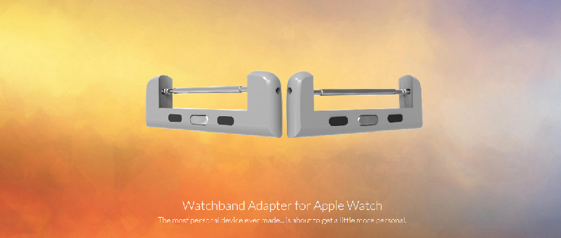 Click APple Watch Band adapter