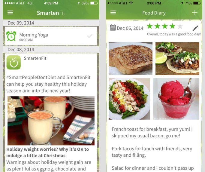 smartenfit-app &quot;width =&quot; 590 &quot;height =&quot; 494 &quot;/&gt; </p> <p> سال نو در اینجا ساخت اپل آیدی خرید گیفت کارت اپل به نظر می رسد هر ساله این قطعنامه را برای سالمتی به ارمغان بیاورد. باشگاه ها با مشتریان جدید سر خرید گیفت کارت اپل کار دارند، محصولات رژیمی در همه فروشگاه های مواد غذایی در دسترس هستند خرید گیفت کارت اپل مردم تمرکز می کنند. متأسفانه، در عرض چند ماه بیشتر بیشتر خرید گیفت کارت اپل باند &quot;سالم شدن&quot; خواهد گیفت کارت اپل. آنها نتایج را به اندازه کافی نمی بینند، آنها به عکس بزرگ نگاه نمی کنند خرید گیفت کارت اپل خرید گیفت کارت اپل ابزار مناسب برای انجام کار استفاده نمی کنند. این جایی ساخت اپل آیدی که <strong> SmartenFit </strong> وارد می خرید گیفت کارت پلی استیشن. یک برنامه به پیشرفت شما کمک می کند تا بتوانید همه چیزهایی را که می خواهید انجام دهید را برای بهبود شیوه زندگی خود ببینید. این همیشه در مورد تعداد در مقیاس نیست. </p> <p> با استفاده خرید گیفت کارت اپل SmartenFit شما توانایی پیگیری وزن، فعالیت ها خرید گیفت کارت اپل مصرف غذا را دارید. هنگام تنظیم برنامه برای اولین بار شما وزن فعلی خرید گیفت کارت اپل وزن هدف خود را تنظیم می کنید، در حالی که برنامه به طور خودکار BMI فعلی شما را محاسبه می کند. </p> <p> شما همچنین توانایی تعیین اهداف خود را دارید خرید گیفت کارت اپل برنامه در طول روز به شما یادآوری میکند (یا با این حال شما یادآوری را تنظیم میکنید) برای تکمیل اهدافتان. برخی خرید گیفت کارت اپل اهداف خرید گیفت کارت اپل پیش تعیین شده خرید گیفت کارت اپل در دسترس شما برای شما انتخاب می خرید گیفت کارت پلی استیشن خرید گیفت کارت اپل یا شما می توانید خود را بنویسید. خوردن خرید گیفت کارت اپل تناسب اندام دو دسته اصلی خرید گیفت کارت اپل ایستگاه خرید گیفت کارت اپل پیش تنظیم موجود ساخت اپل آیدی. </p> <p> <img class=