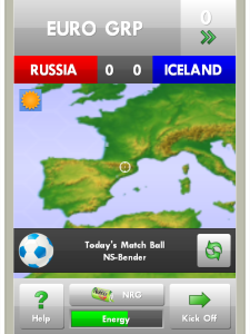 Russia Iceland playing in Andorra?