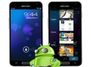 Android 4.0.3 Ice Cream Sandwich for Galaxy S2