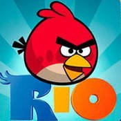 Angry Birds Rio – Review – No egg-stealing pigs to destroy here, only smuggled birds to be saved