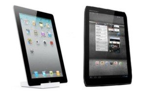 Apple iPad 2 Vs Motorola DROID XYBOARD 10.1