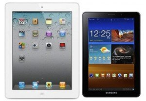 Apple iPad 2 Vs Samsung Galaxy Tab 7.7