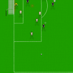New Star Soccer Attacking-passing Minigame