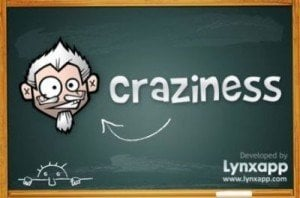 Craziness App Answers