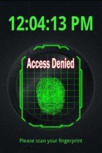 Fingerprint Lock for Android Download