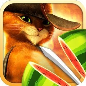 Fruit Ninja Puss in Boots Android Apk Download