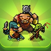Knights of Pen & Paper Review – Get out of your basement and into your iPad